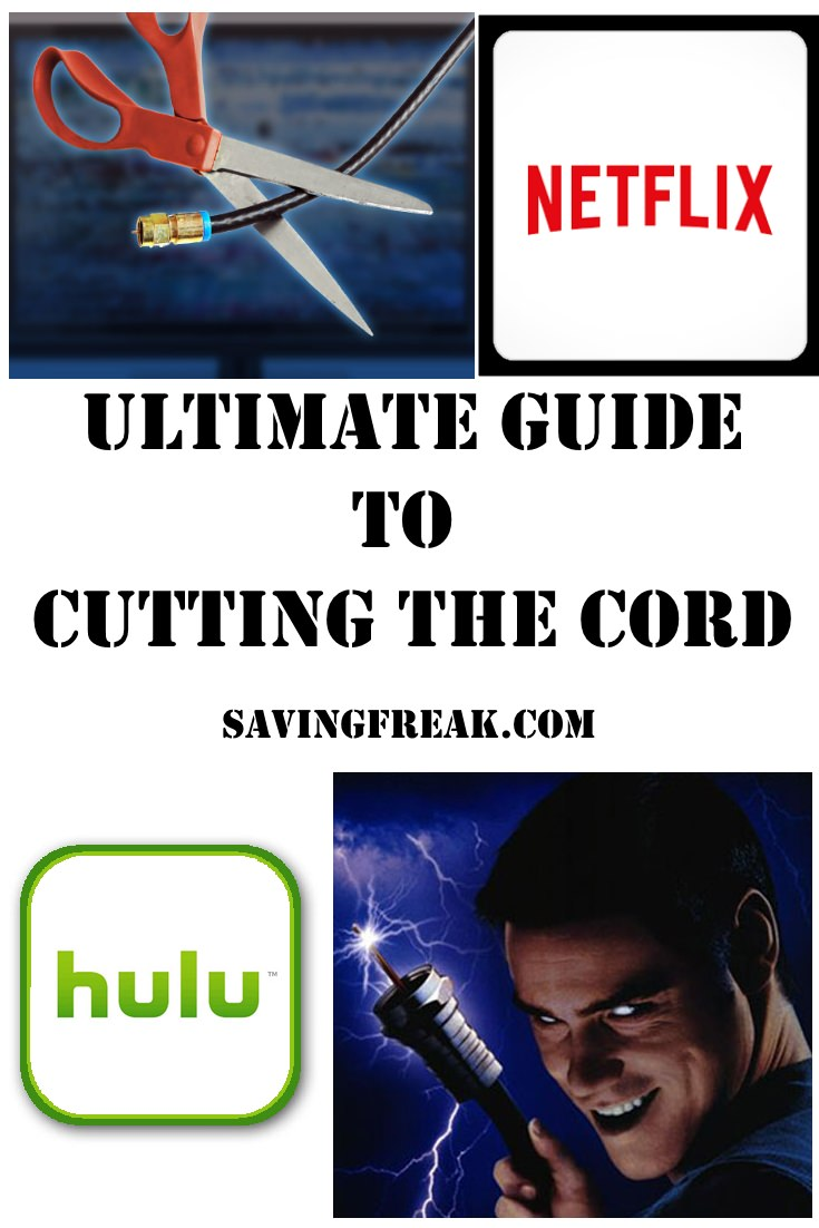cutting the cord and getting rid of cable