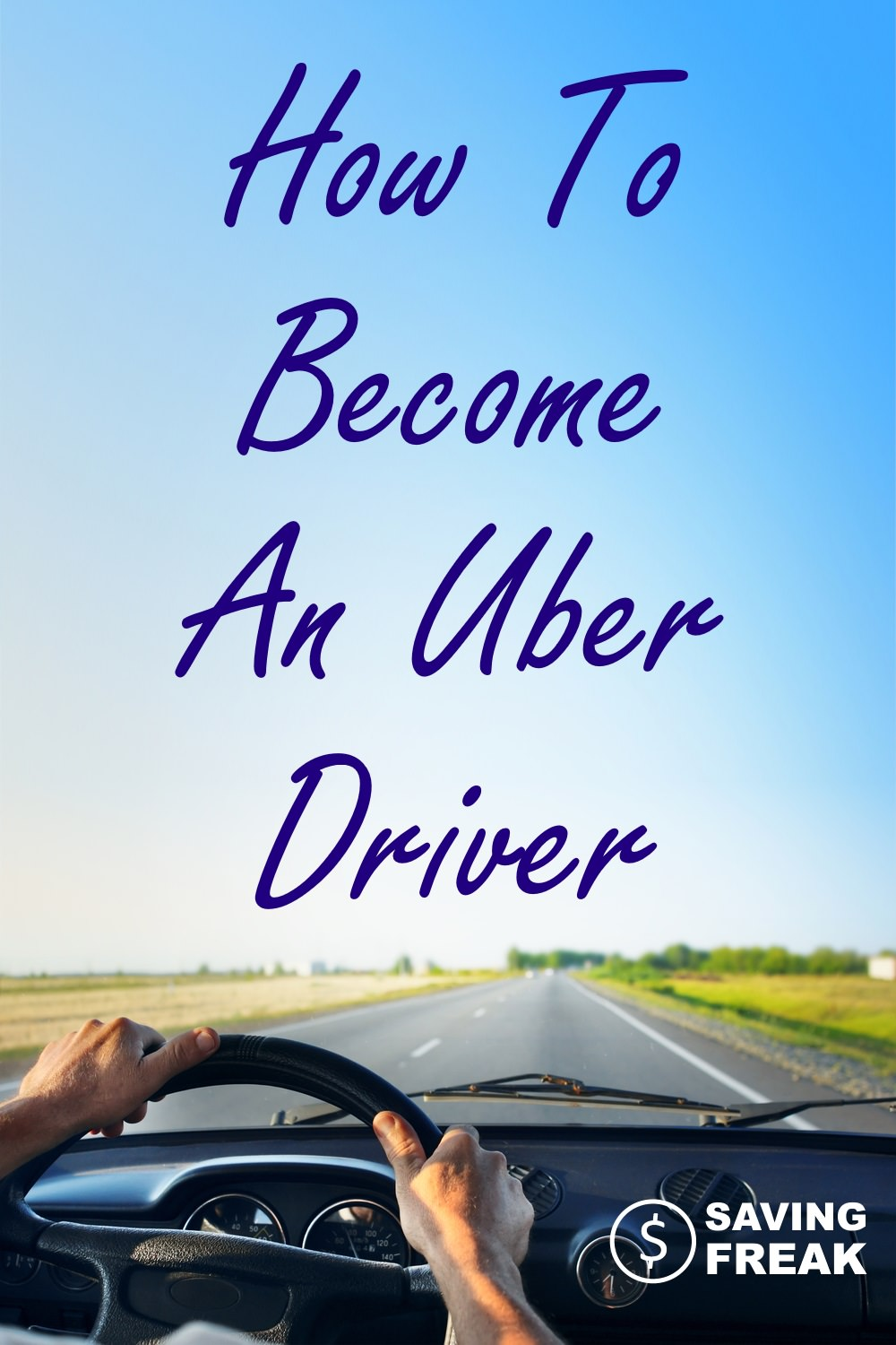 Great information on how to become an uber driver and make money on the side.