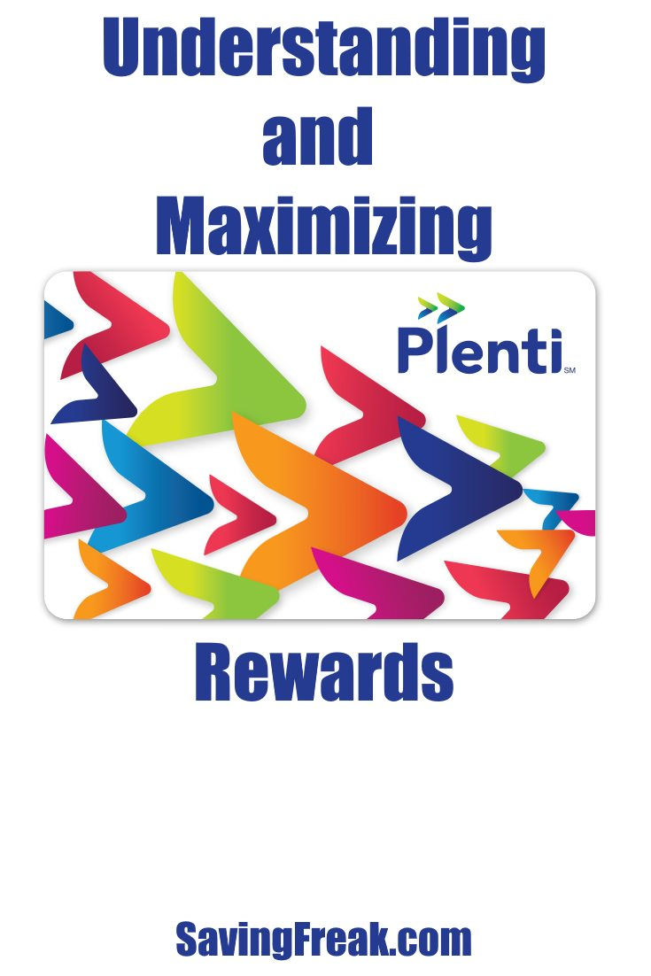 Plenti points reward card review