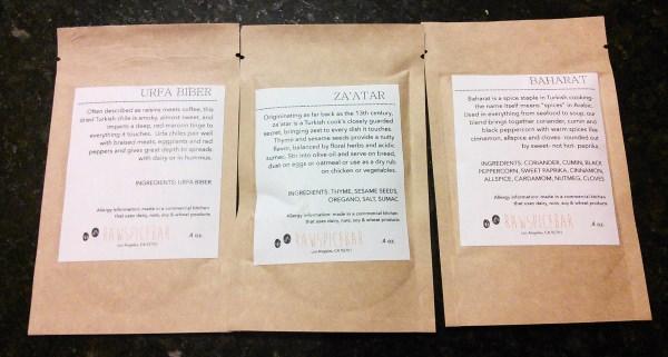 RawSpiceBar Spice Packets