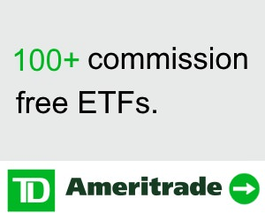 how to buy an ETF with TD ameritrade