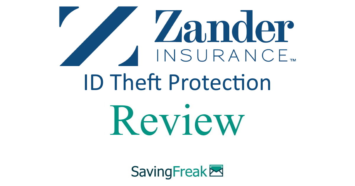 Zander Identity Theft Review Cheap ID Protection