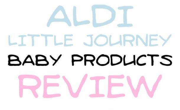 aldi baby products review