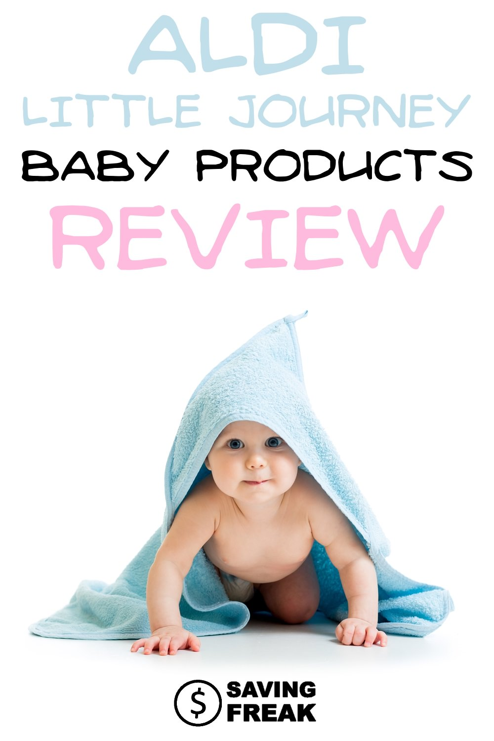 aldi little journey baby products review