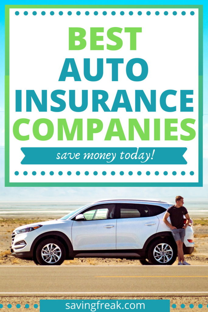 best car insurance companies in the USA