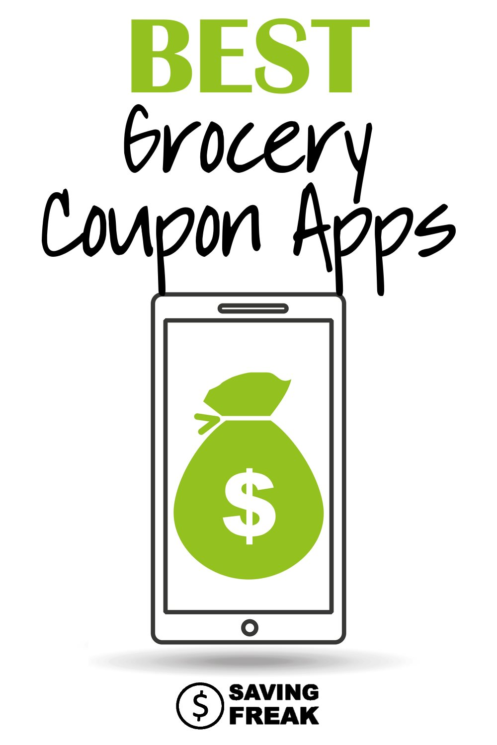 Grocery coupon apps are all the rage. This guide will help you find the best apps and know which ones you can use together for more savings.