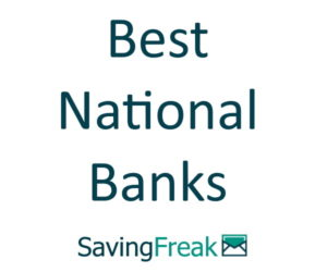 best national banks