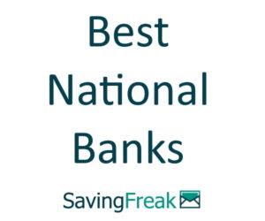 best national banks