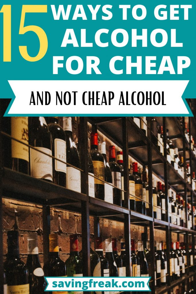 best place to get cheap alcohol