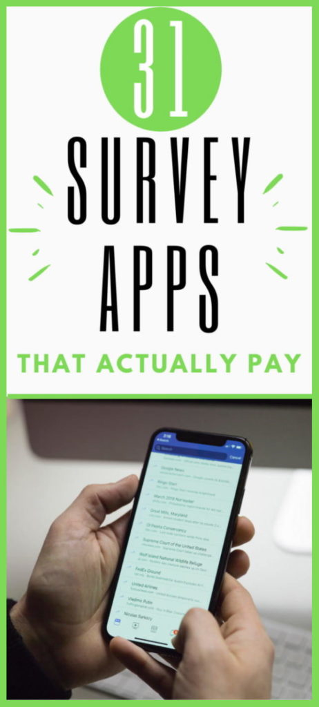 best survey apps to make money fast online