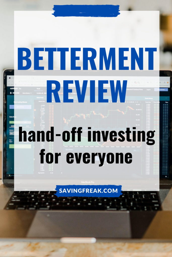 betterment review for beginners