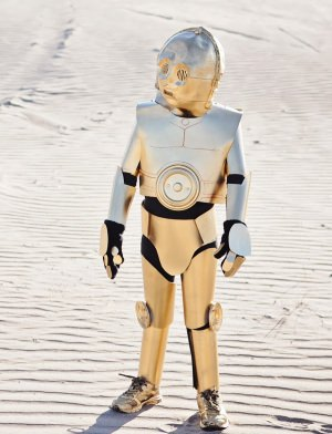 c3p0 halloween costume diy