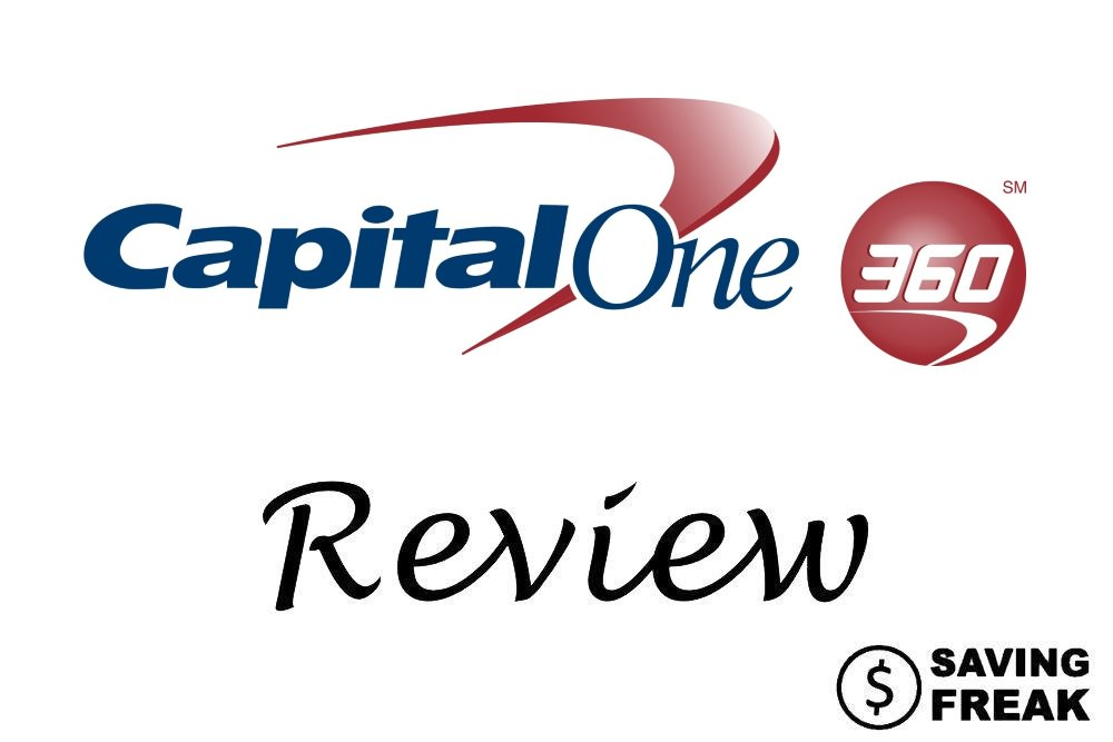 capital one 360 bank review