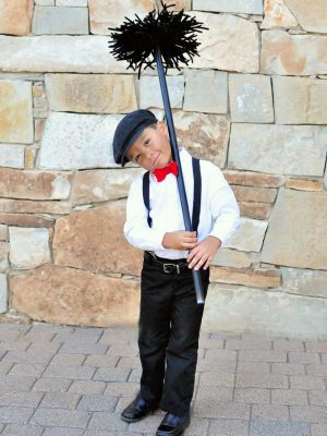 chimney sweep diy costume