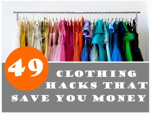 clothing hacks small