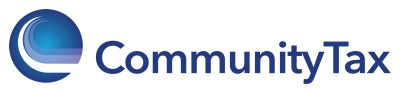community tax filing service logo