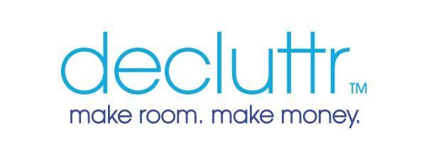 logo of decluttr review