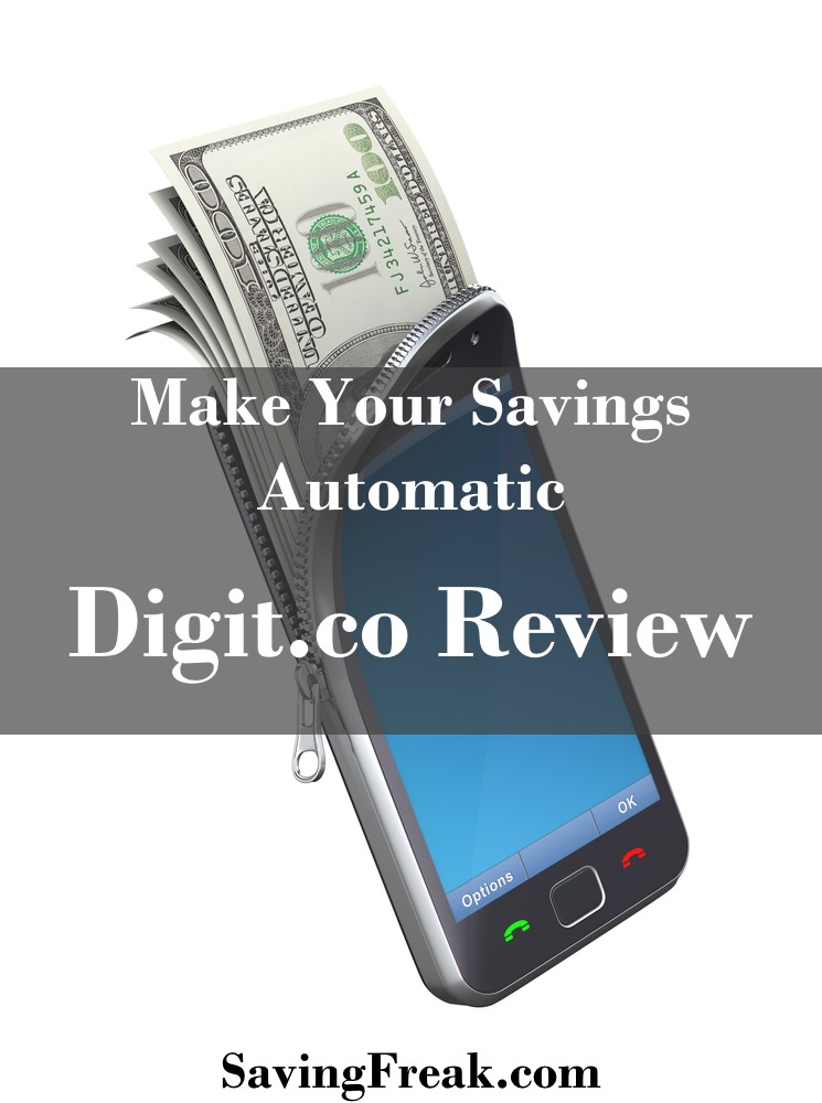 digit.co review automatic savings