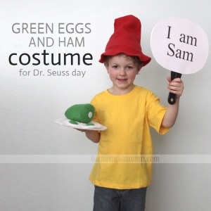 dr seuss costume