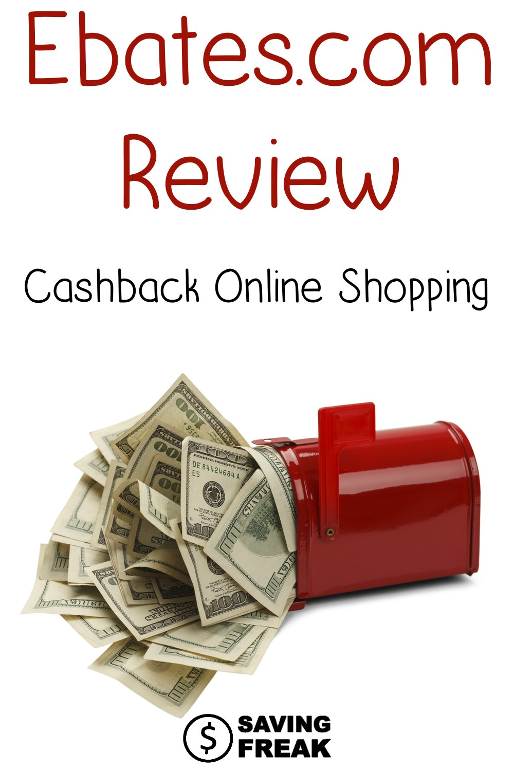 ebates review cashback shopping online