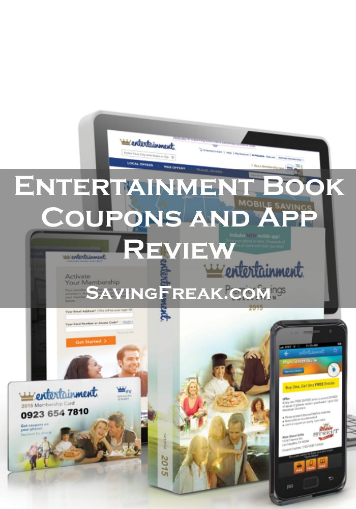 entertainment book coupons and app review 4