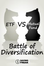 The Diversification Battle – [ETF vs Mutual Fund]