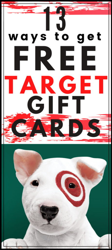 get free target gift cards fast