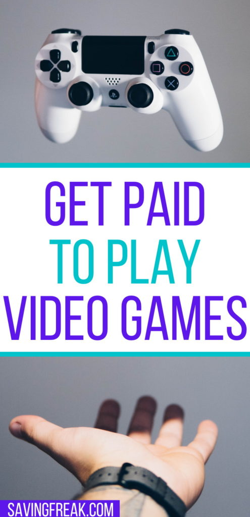get paid to play video games on your phone
