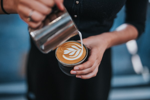 good paying weekend jobs as a barista