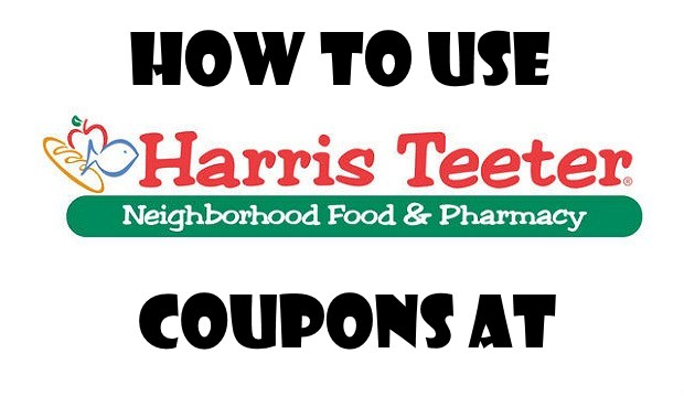 How to Use Coupons at Harris Teeter