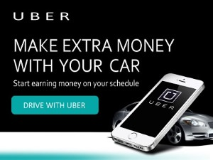 part time jobs for senior citizens as an Uber Driver