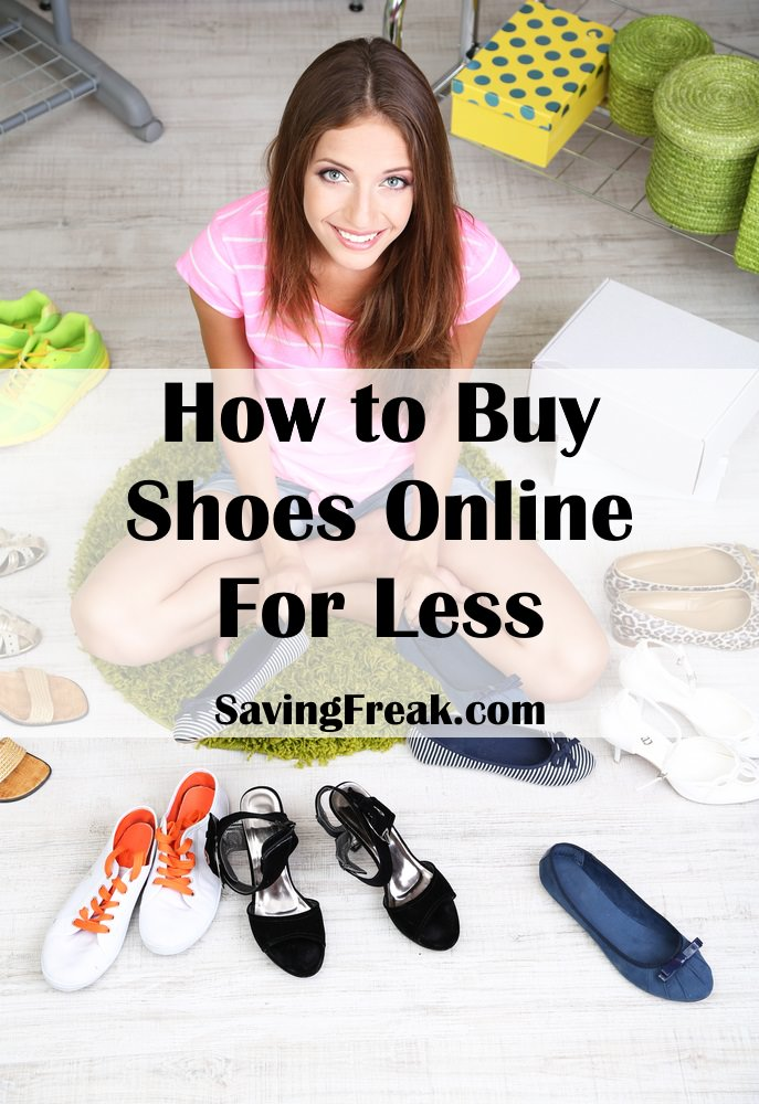 how to buy cheap shoes online