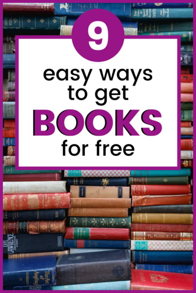how to get books for free onilne and off