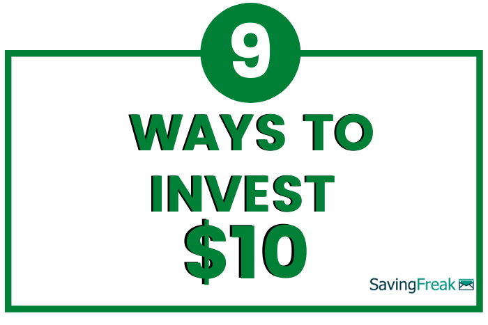 how to invest 10 dollars