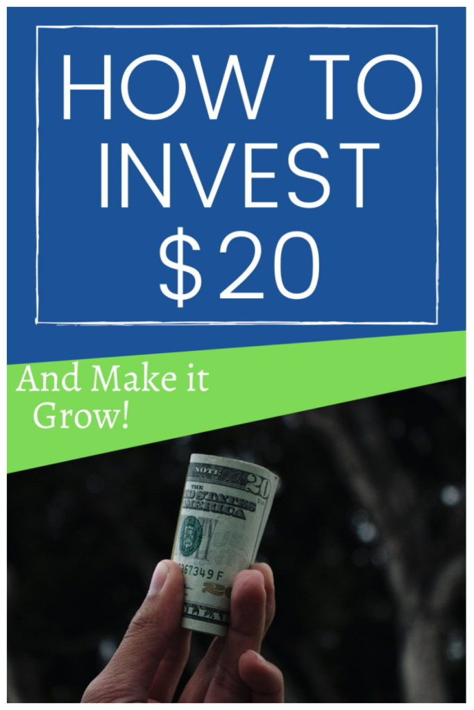 how to invest 20 dollars wisely online
