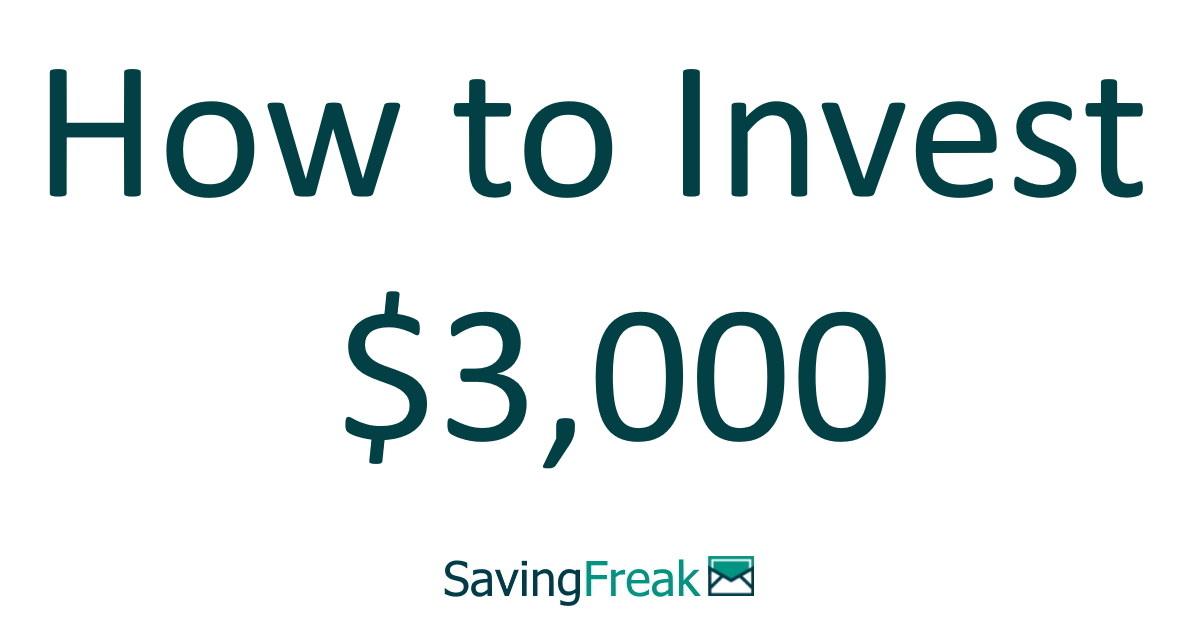 investing 3000