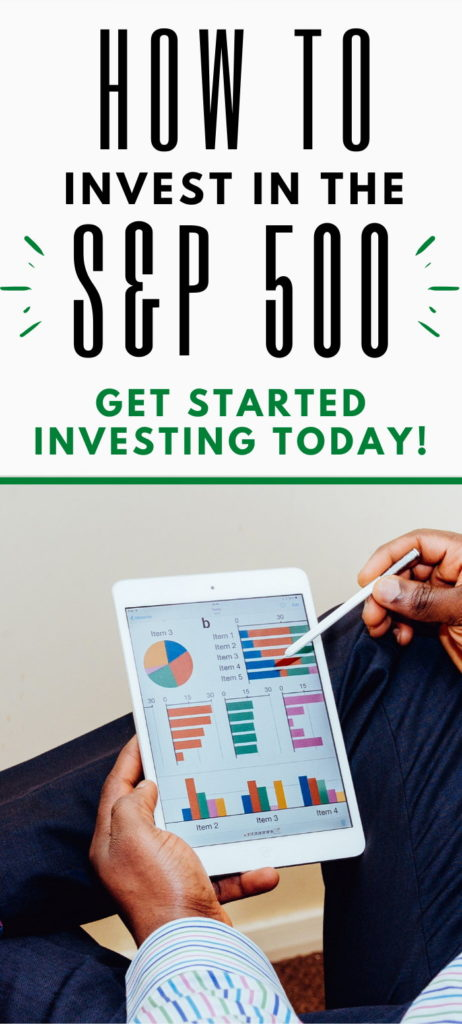 how to invest in the s&p 500 index