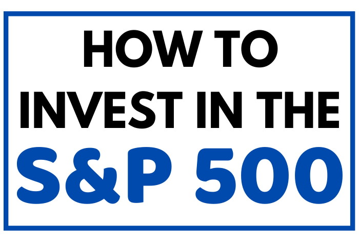 how to invest in the s&p 500