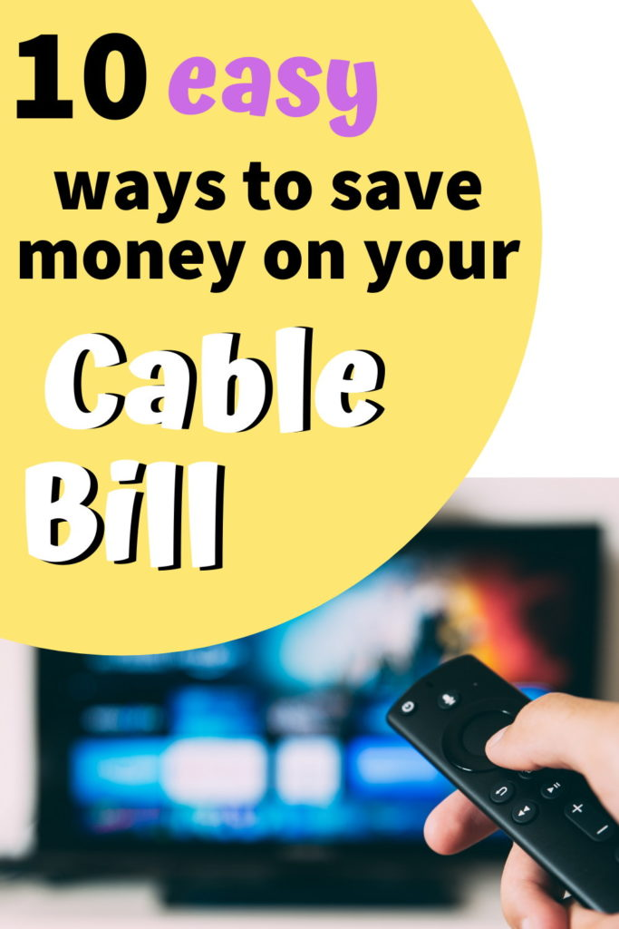 How to Save Money on Cable - And Still Get Your Shows