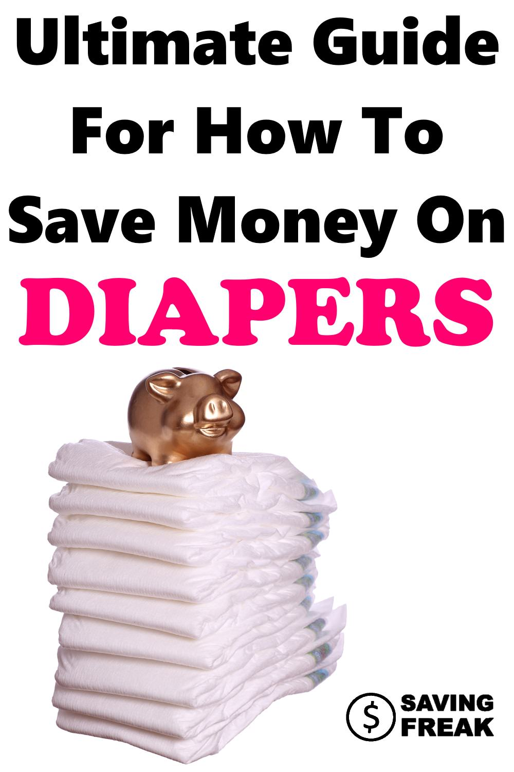 getting the best price on cheap diapers