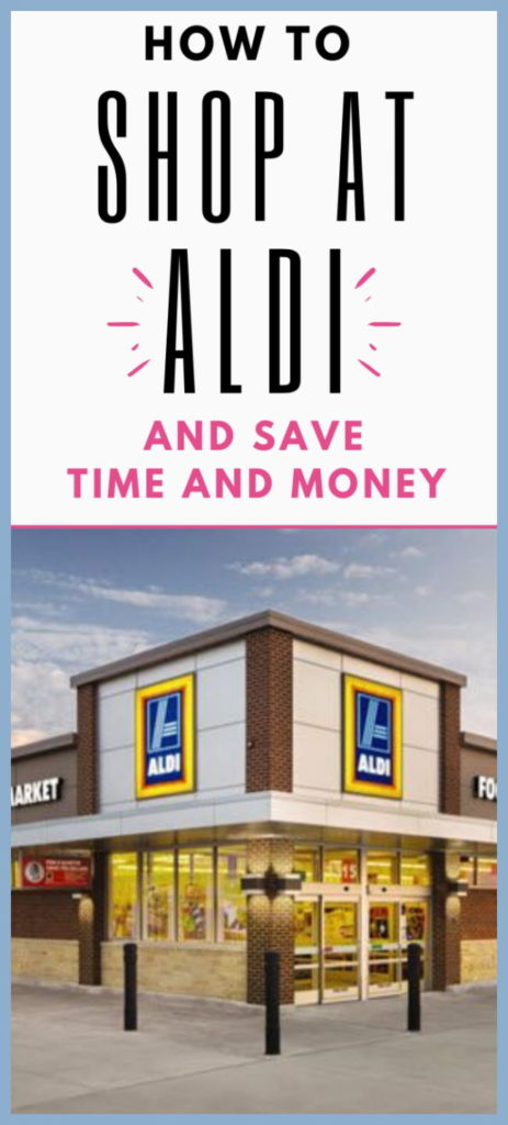 how to shop at aldi and save money