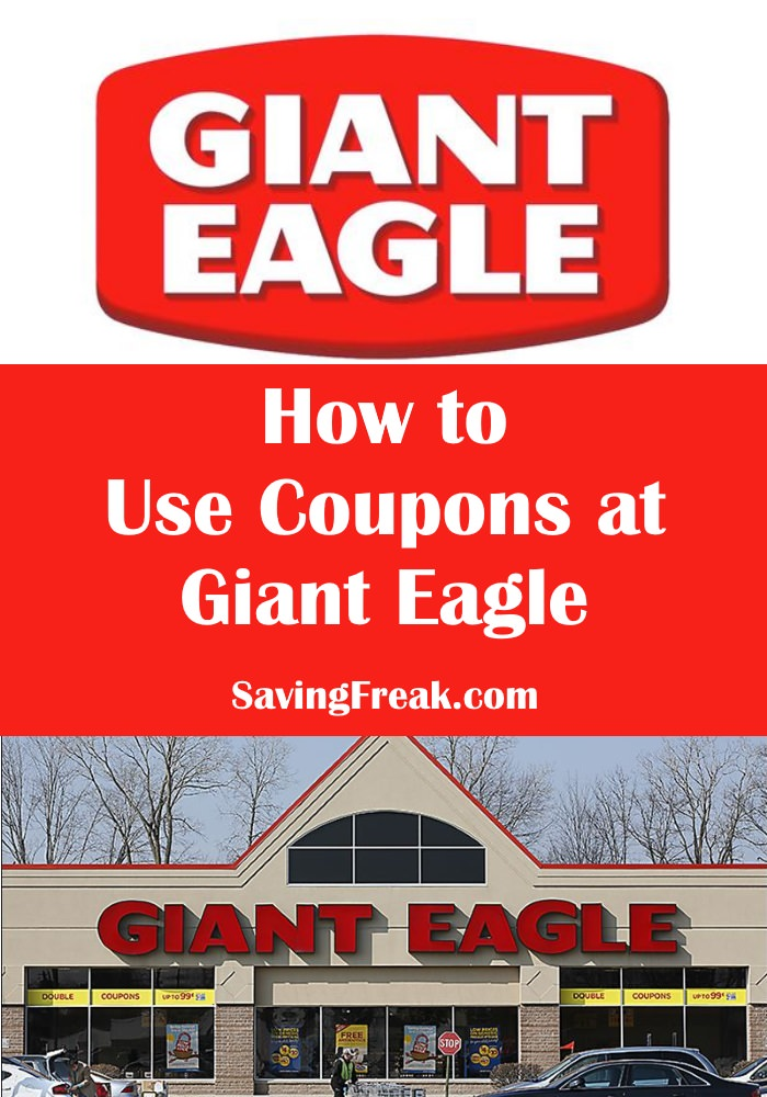 how to use coupons at giant eagle