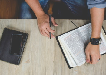 investing in the bible