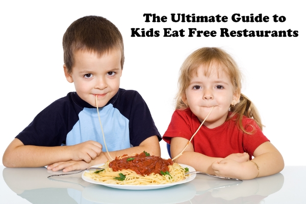 119 Restaurants With Kids Eat Free Nights