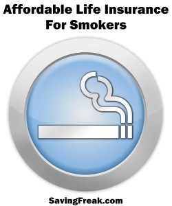 affordable life insurance for smokers