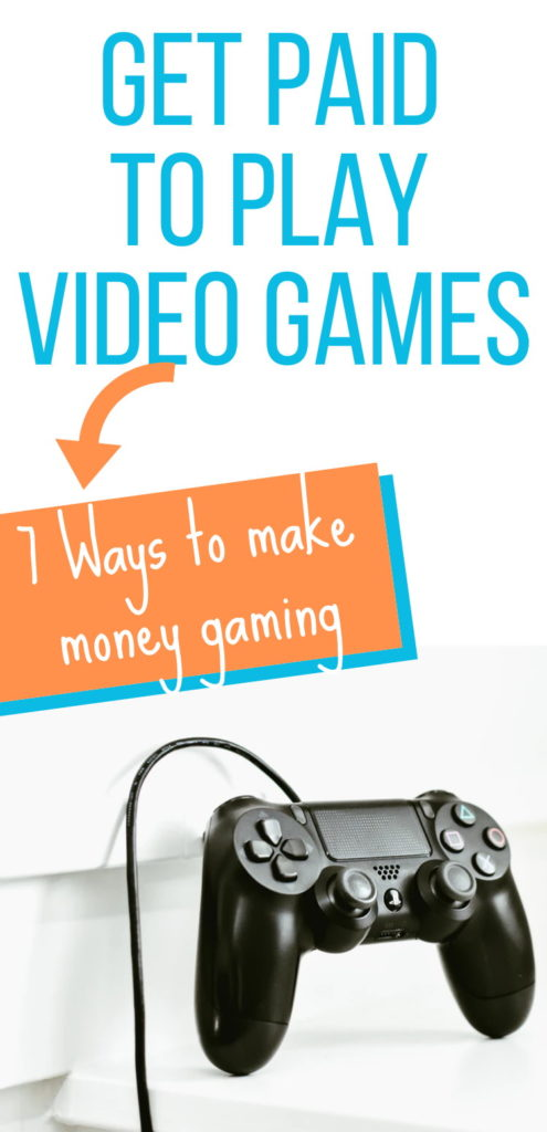 make money playing video games online