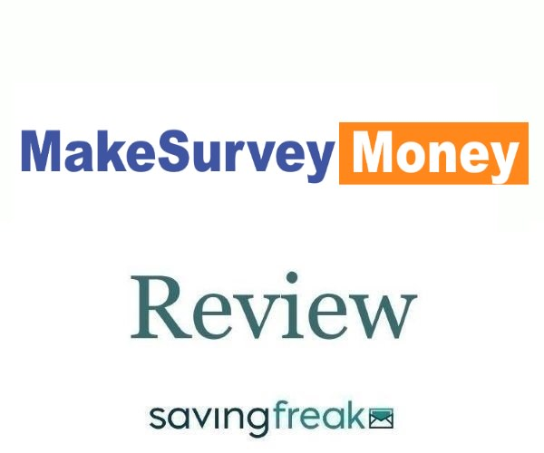 MakeSurveyMoney Review