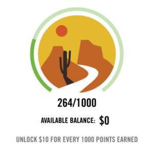 moes app reward points