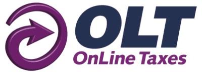 olt online tax prep service logo