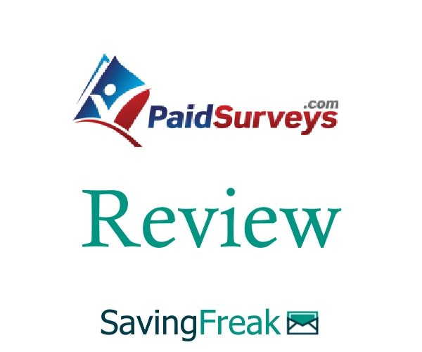 paidsurveys.com review